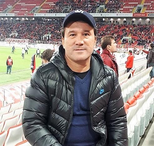 Азамат Абдураимов